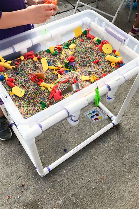 Diy Sensory Table Pinterest